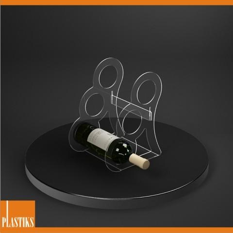 presentoir porte bouteille vin. Black Bedroom Furniture Sets. Home Design Ideas
